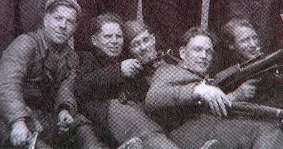 Partyzáni na Valašsku