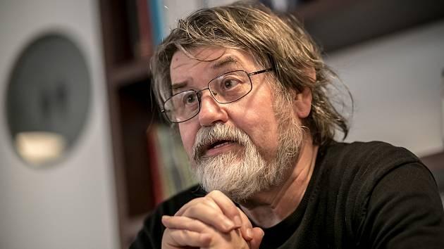 Historik Petr Čornej.