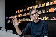 Architekt Adam Gebrian poskytl rozhovor Deníku.