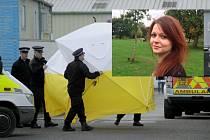 Julia Skripalová, dcera bývalého ruského dvojitého agenta Sergeje Skripala, která se stala spolu se svým otcem obětí útoku nervovým plynem.