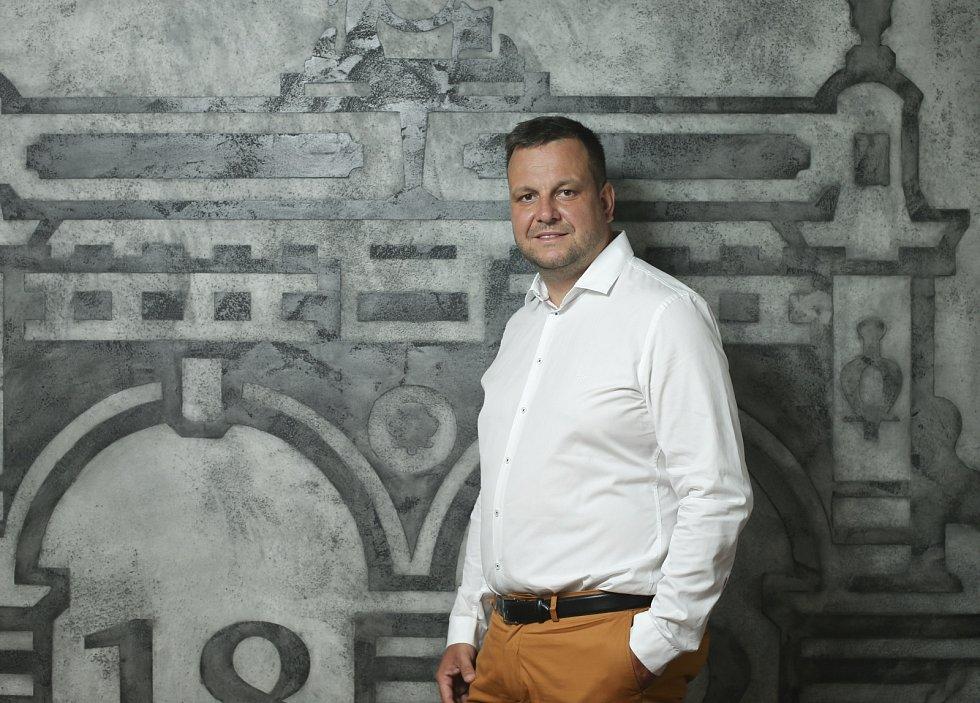 Tomáš Mráz, obchodní ředitele Plzeňského Prazdroje