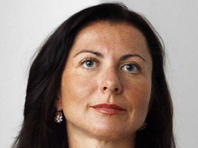 Ředitelka Pražské informační služby Lucie Ramnebornová
