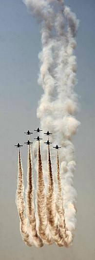 Dny NATO v Mošnově. Turkish Stars