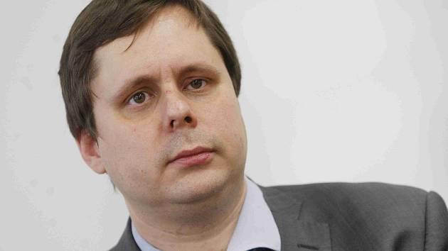 Předseda Rady vysokých škol Jakub Fischer