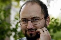 Psycholog Jeroným Klimeš