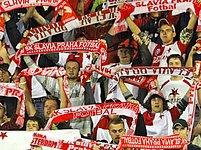 SK Slavia Praha je v lize mistrů!