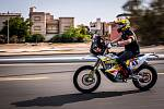 Tým Big Shock Racing na Dakaru 2020