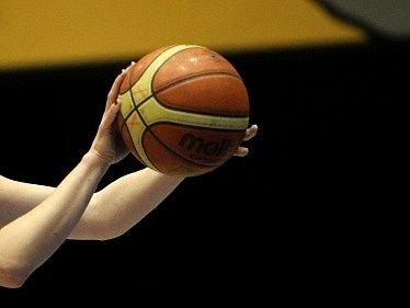 Basketbal - ilustrační foto.