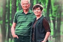 Zdeňka a Jiří Tichotovi. On stál u zrodu Spirituálu, ona do něj vstoupila před 45 lety