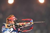 Gabriela Koukalová skončila ve sprintu v Novém Městě na Moravě třináctá