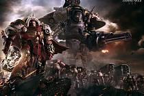 Počítačová hra Dawn of War 3.