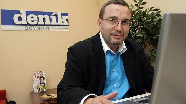 Josef Dobeš, kandidát Věcí veřejných na post ministra školství