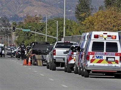 Střelba v Kalifornii