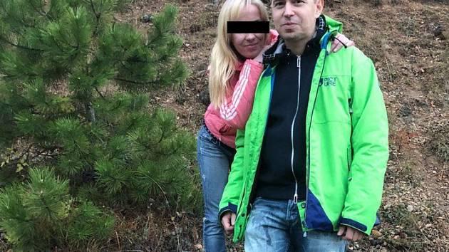 Andrej Babiš mladší se svou přítelkyní jménem Liza M.