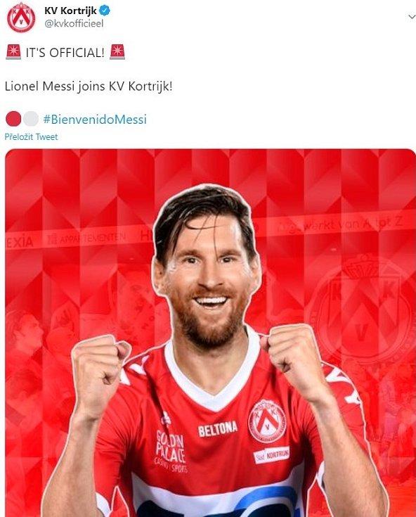 O Lionela Messiho je nejen ve světě fotbalu velký zájem.