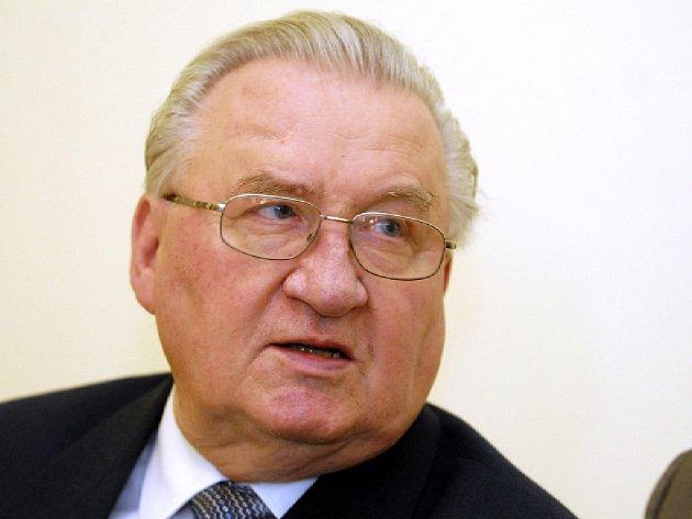 Bývalý slovenský prezident Michal Kováč.