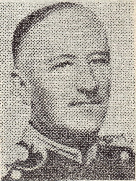 Rumunský generál Nicolae Dascalescu, který vystřídal Gheorghe Avrameska v čele 4. armády, jíž velel při osvobozování Moravy