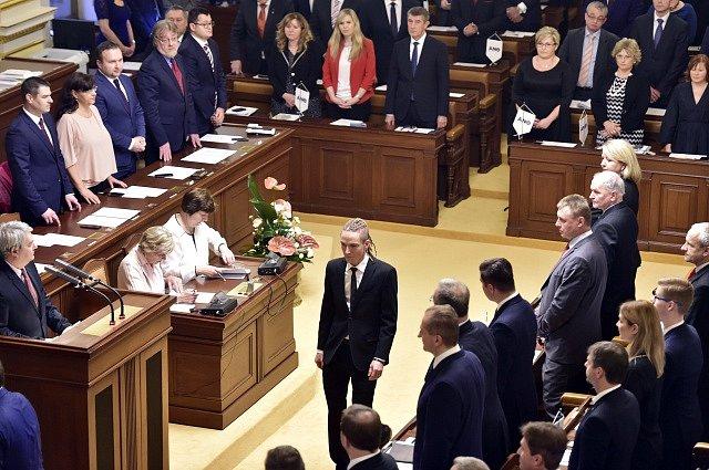 Nová Sněmovna, Ivan Bartoš
