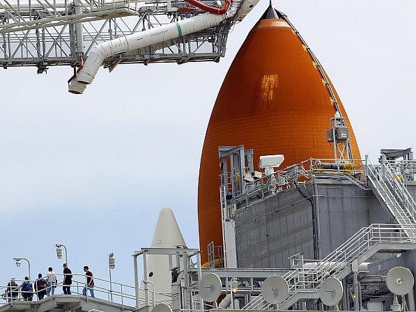 Atlantis odstartoval k poslednímu letu.