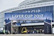 Tenisový Laver Cup hostí pražská O2 Arena.