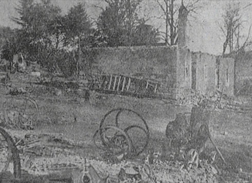 Za oběť padla nejen Ploština a Juříčkův mlýn, ale také osada Prlov