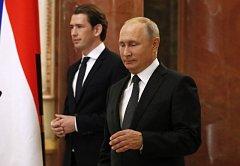 Vladimir Putin, Sebastian Kurz