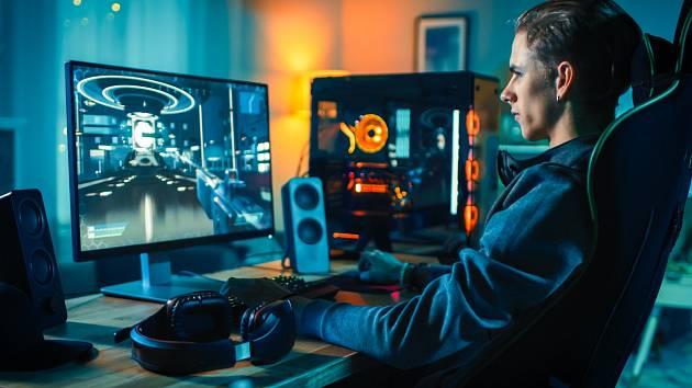 Je hraní na počítači sport? Ano, je!