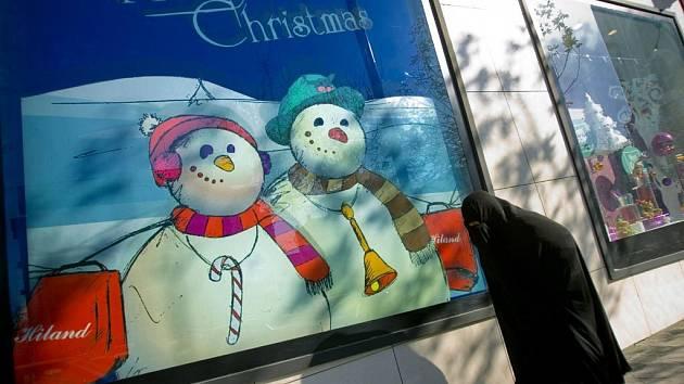 Vánoce v Iránu