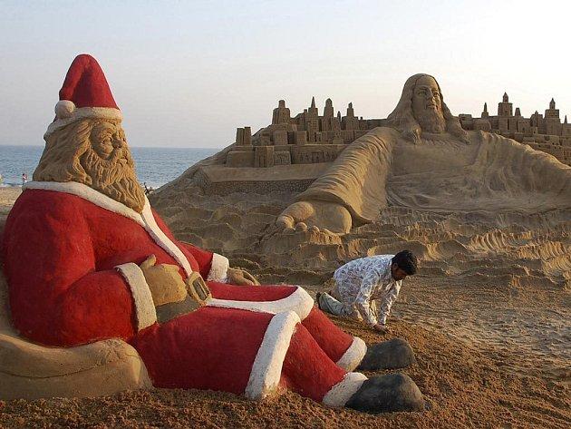 Vánoce v Indii