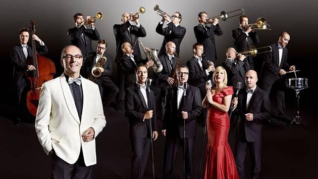 Přijede jeden z nejznámějších swingových orchestrů na světě Glenn Miller Orchestra.