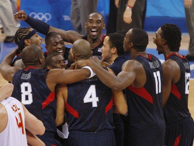 TAHOUN. Kobe Bryant by Dream Team z Barcelony překonal jen hodnotou čísla na dresu.
