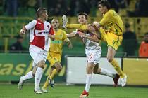 Slavia se probojovala do hlavní soutěže Poháru UEFA.