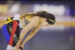 Alexandra Ianculescu (Rumunsko) - rychlobruslení