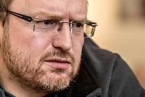Michal Bláha z projektu Hlídač smluv.