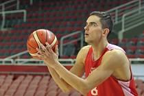 Basketbalista Tomáš Satoranský.