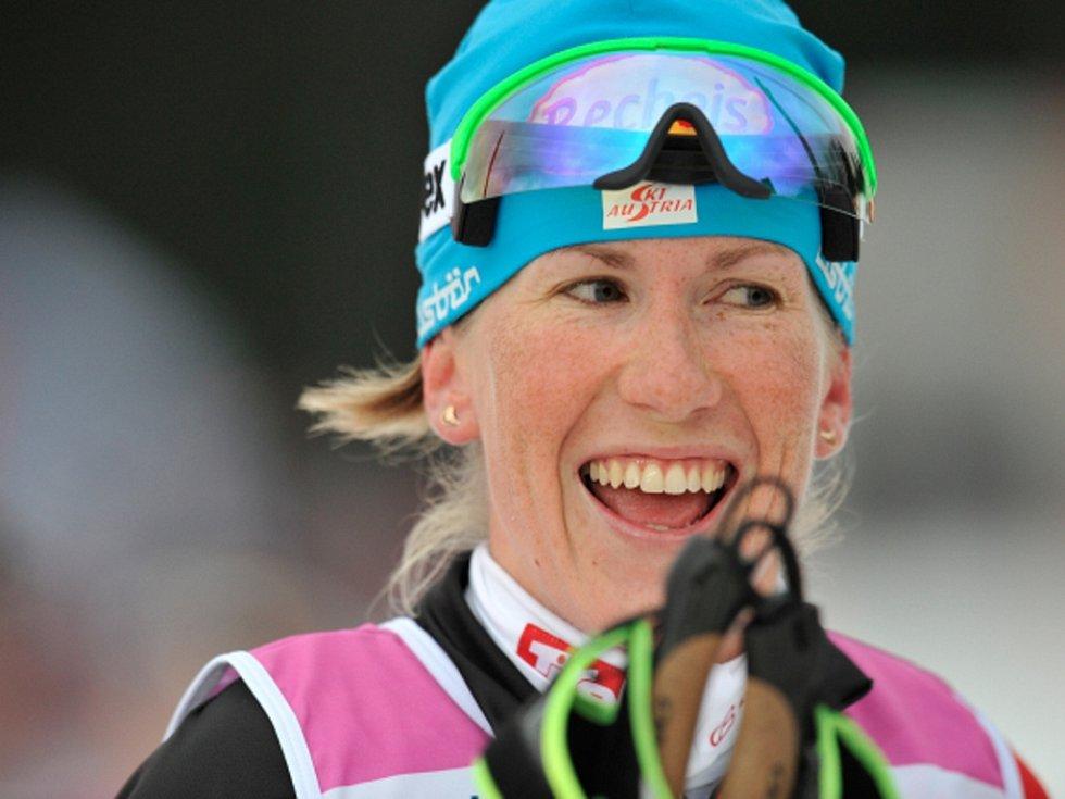 Závod žen ovládla na Jizerské padesátce Kateřina Smutná reprezentující Rakousko.