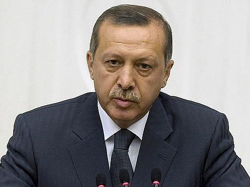 Premiér Recep Tayyip Erdogan.