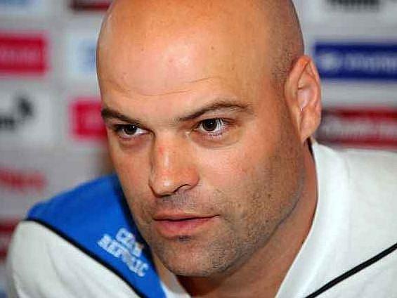 Trenér Jakub Dovalil měl před startem evropského šampionátu jednadvacítek.