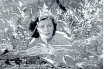Bez svršků. Heda Lamarr ve slavné scéně u řeky.