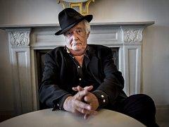 Švédský autor detektivek Henning Mankell.