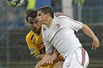 Fotbalisté Jihlavy si poradili s Třincem.