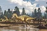 Dinosauři z rodiny ornithopodů. Podobně zřejmě vypadal i galleonosaurus.