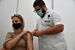 Očkování proti covidu na Maltě