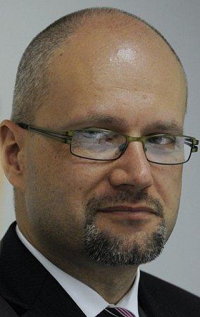 Robert Vacek (na archivním snímku), možný nástupce Pavla Dobeše včele ministerstva dopravy.