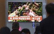 KLDR zničila jadernou střelnici Punggye-ri