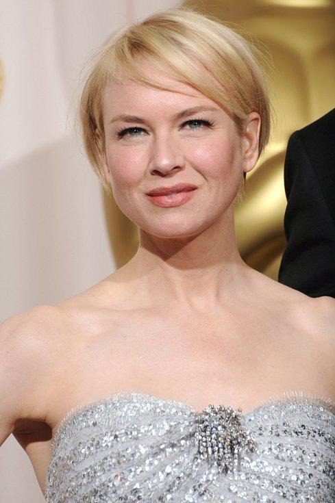 Renée Zellwegerová je považována za jednu z nejkrásnějších hollywoodských hereček.