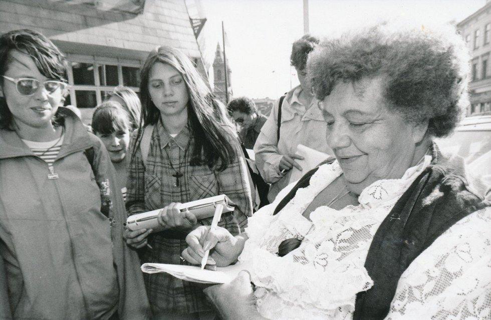 Helenu milovali všichni.