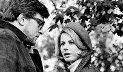 S Janem Kačerem ve filmu Flirt se slečnou Stříbrnou