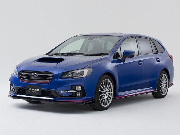 Koncept Subaru Levorg STI.