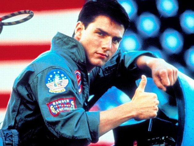 Americký hit Top Gun smladým Tomem Cruisem se vrátí do kin a dostane nový kabát. Vduchu hollywoodských obchodních kalkulací bude mít 3D verzi.